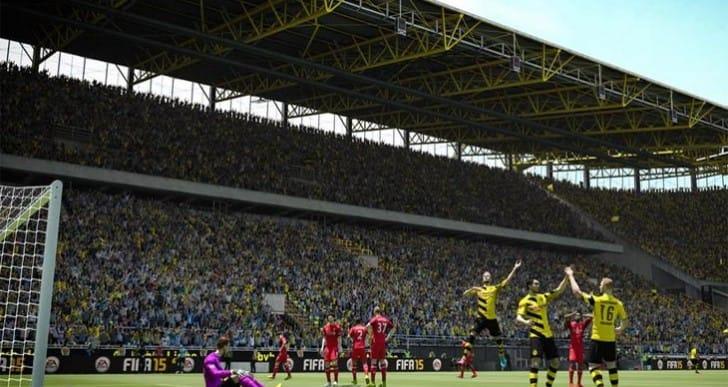 FIFA 15 PC demo on Origin, download link imminent