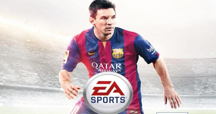 FIFA 15 PS4 lagging problems, fix desired