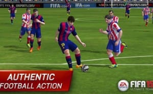FIFA 15 UT app updates transfers and team rosters