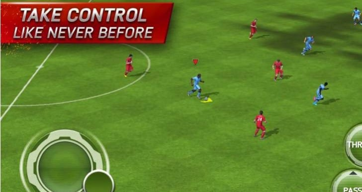 FIFA 15 UT update tweaks your 2014 season