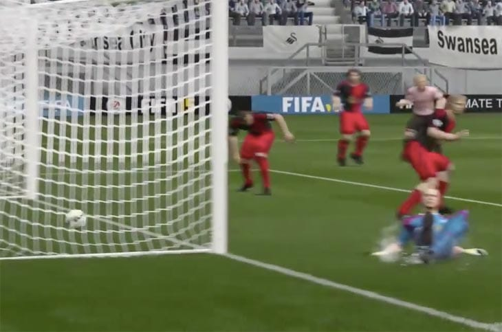 Benzema, Ronaldo and Tevez in FIFA 15 best goals of the week