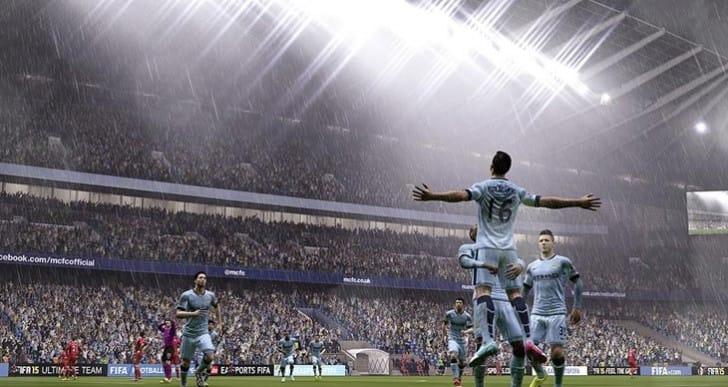 FIFA 15 demo live with Chelsea, Borussia Dortmund