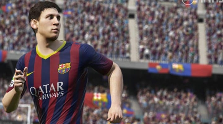 FIFA 15 UK midnight release at Tesco, GAME