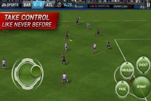FIFA 15 iOS release date this week