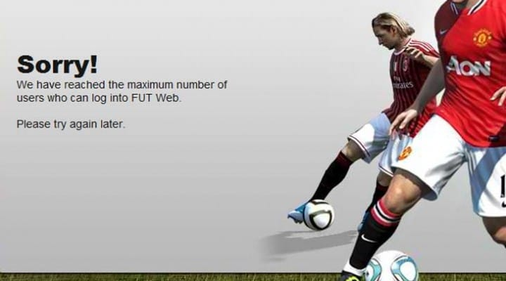 EA working with 'partners' while FIFA 15 servers down