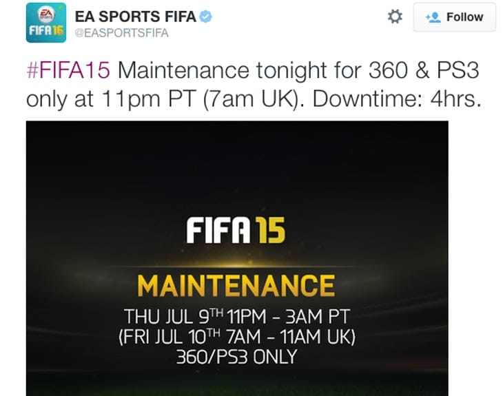 FIFA-15-maintenance-july-10