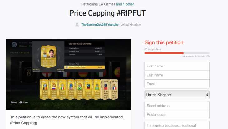 FIFA-15-price-capping-petition