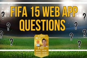 FIFA 15 web app release time imminent