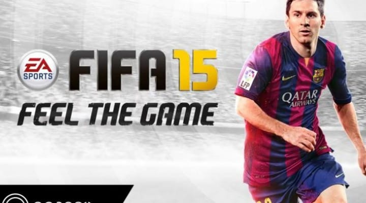 FIFA 15 EA servers briefly not available on PS4