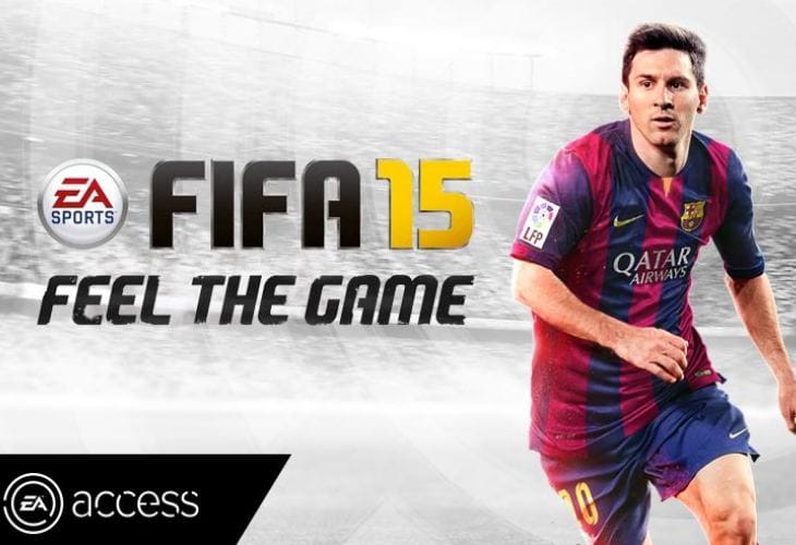 FIFA 15 web app download is live