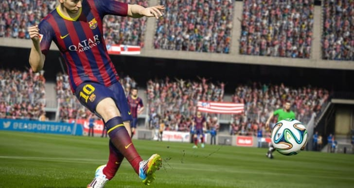 FIFA 15 web app confirmed live tonight