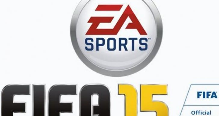 FIFA 15 web app log in verification improves support