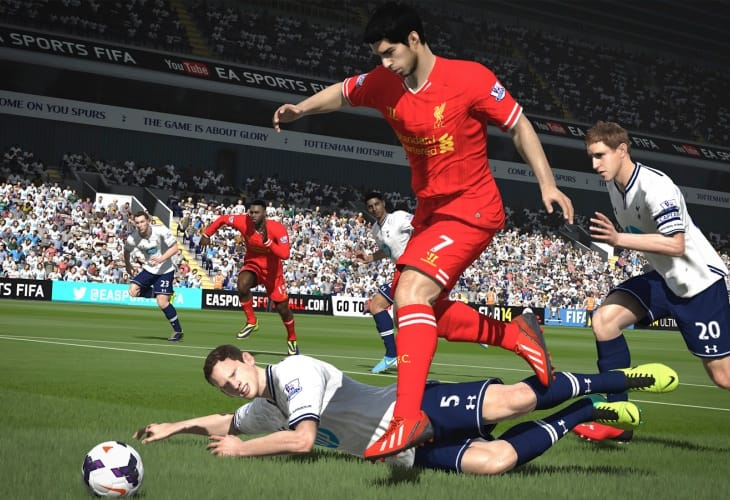 FIFA 15 wishlist includes career mode features