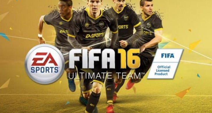 FIFA 16 Web App down, FUT not working on June 27
