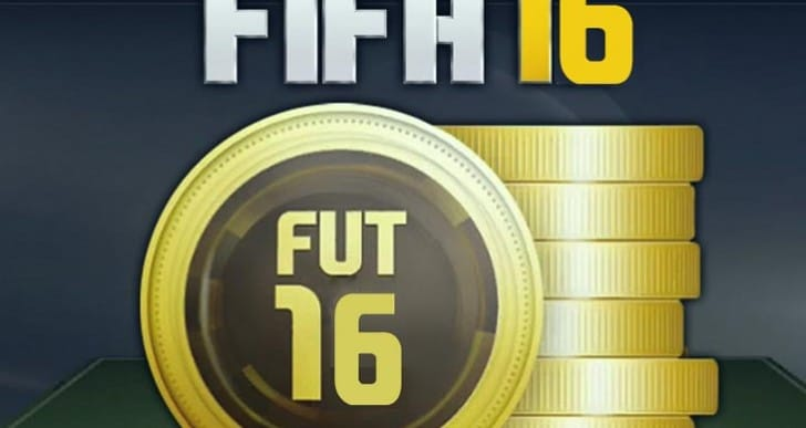 Buy FIFA 16 coins when frustration sets in