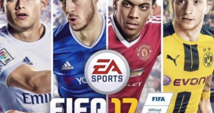 FIFA 17 UK cover vote announcement