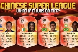 FIFA 17 Chinese Super League after Teixeira to Jiangsu Suning
