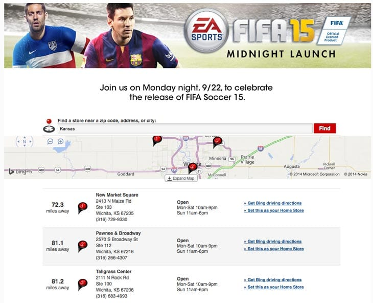 FIFA-Soccer-15-midnight-US-release-GameStop
