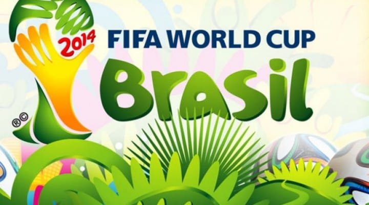 FIFA World Cup 2014 Google calendar for matches