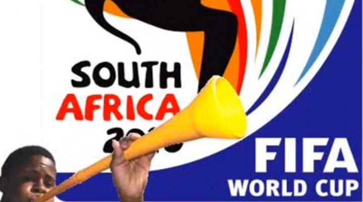 FIFA World Cup 2014 Caxirola replaces Vuvuzela horn