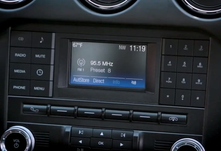 FORD SYNC 911 ASSIST