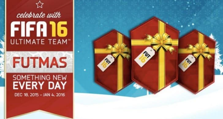 FIFA 16 FUTMAS for packs and tournaments