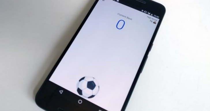 Facebook Messenger Euro 2016, Copa América easter egg