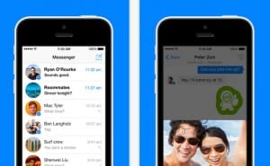 Facebook Messenger app problems seen in ratings