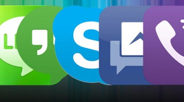 Facebook Messenger vs. WhatsApp, Viber, and Skype