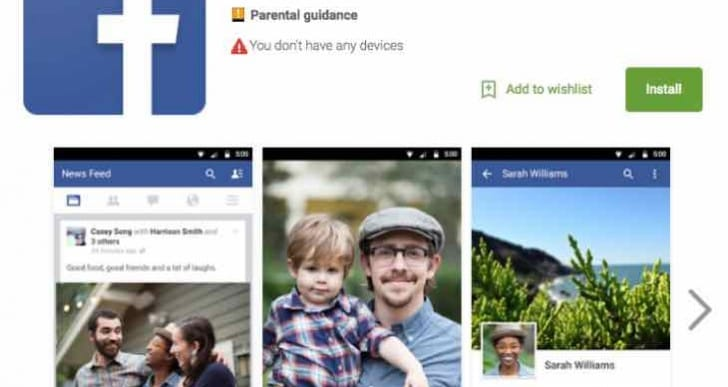 Facebook September Android app update for reliability and speed