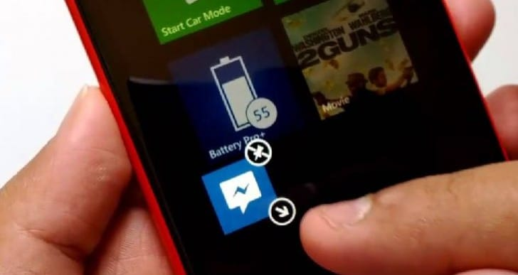 Windows Phone gets Facebook Messenger app