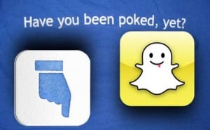 Facebook vs. SnapChat and Whatsapp in the UK