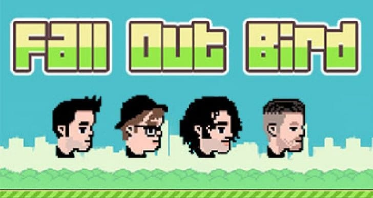 Fall Out Bird app for Android, iOS incoming