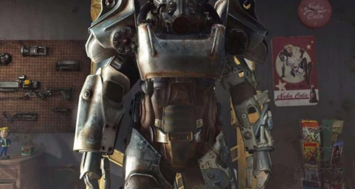 Fallout 4 1.06 PS4 update patch notes for change list