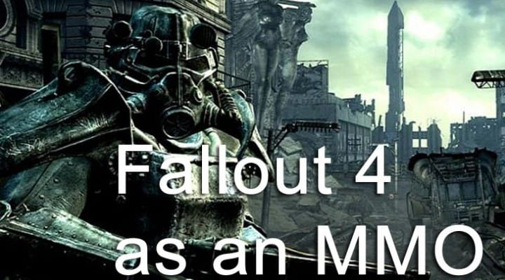 Fallout 4 MMO distaste not stopping Fonline