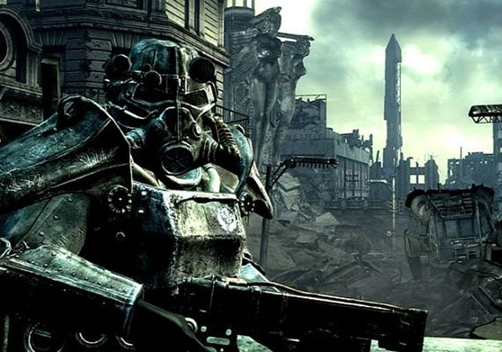 Fallout 4 at Spike TV, last chance for news in 2013