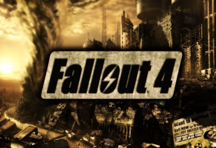 Fallout 4 cast voice questioned