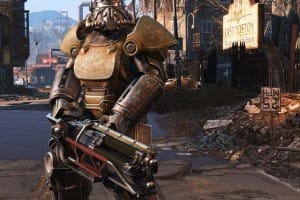 Fallout 4 1.6, 1.07 patch demand for PS4, Xbox One, PC