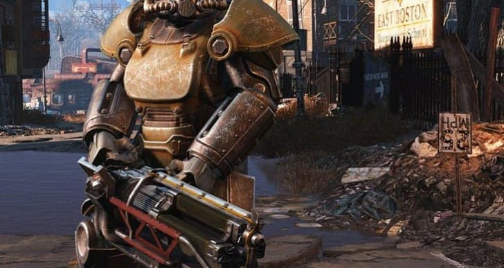 Fallout 4 1.11 PS4, Xbox One update for next features