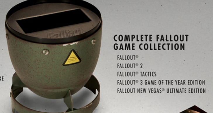 Fallout Anthology price at Amazon UK Vs USA