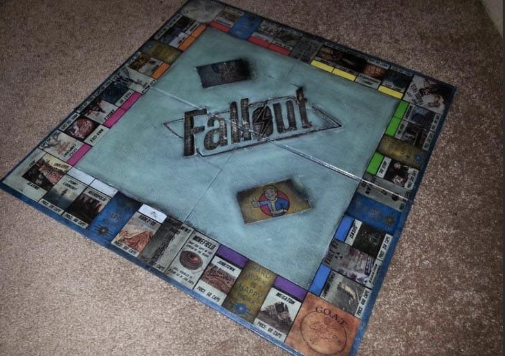 Fallout-New-Vegas-Monopoly-board