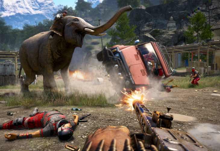 Far Cry 4 UK price at Argos vs. Asda and Tesco