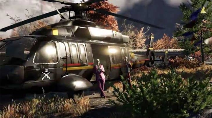 Far Cry 4 cheats find alternate ending Easter egg