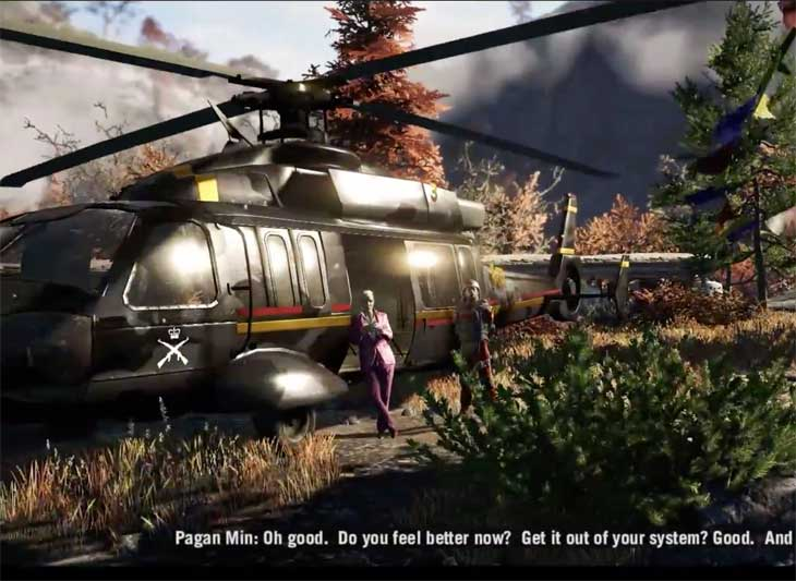 Far Cry 4 Cheats Find Alternate Ending Easter Egg Product Reviews Net
