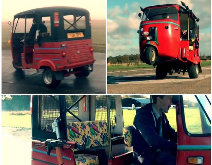 Far Cry 4 vehicle mods for Tuk Tuk