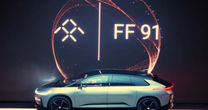 Faraday Future FF91 final price and release date still not disclosed