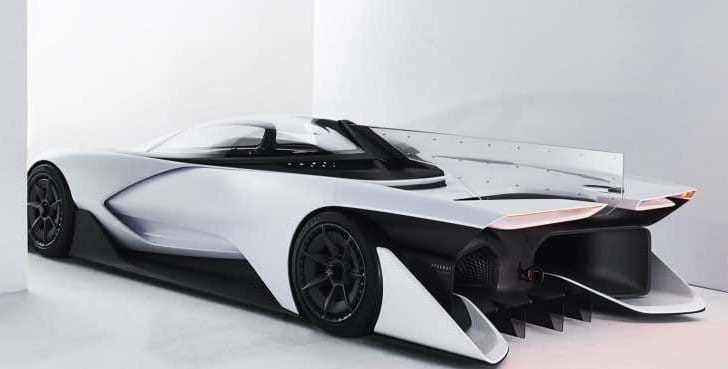 Faraday Future essentially DoA with CES importance over NAIAS 2017