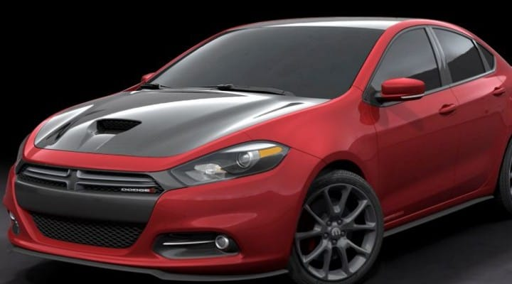 Fast and Furious 6 inspires Dodge Dart sales encouragement