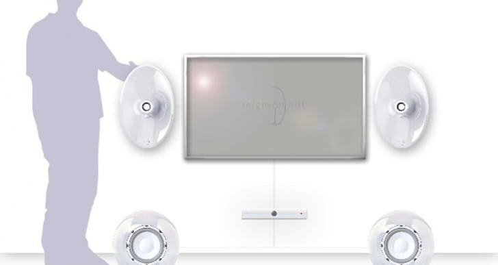 Ferguson Hill's new Kickstarter project, Clear Wireless System