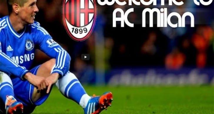 Fernando Torres rating at AC Milan in FIFA 15